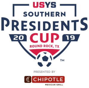 Southern Presidents Cup logo